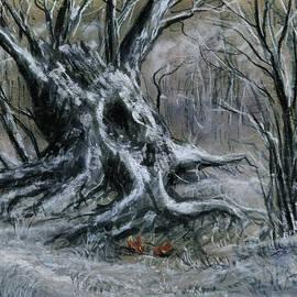 Natalie Holland - Snowy Path