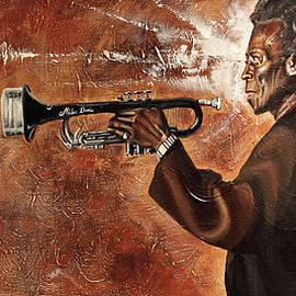 So What-miles Davis by Jerome White