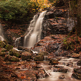 Soco Falls by Kim and Joe Brownfield