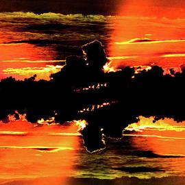 Thomas Carroll - Solar Flares Boca Grande Sunset