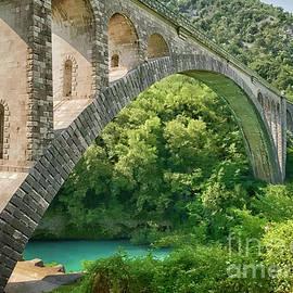 Solcan Bridge  by Norman Gabitzsch