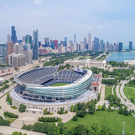 Soldier Field by Sebastian Musial