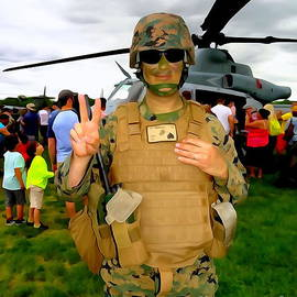 Ed Weidman - Soldier Of Peace