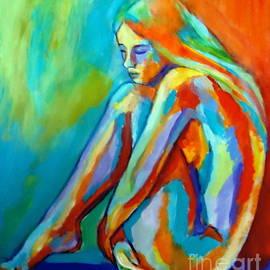 Helena Wierzbicki - Solitary nude
