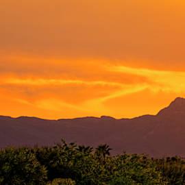 Mark Myhaver - Sombrero Peak Sunset h5