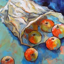 Cathy MONNIER - Some apples