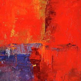 Something Red by Nancy Merkle