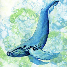 Song of the Humpback by Darice Machel McGuire