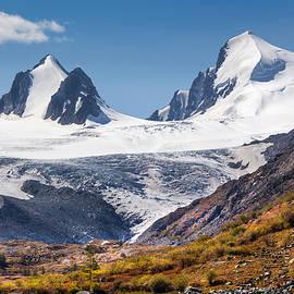 Victor Kovchin - Sophia Glacier. Altai