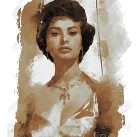 John Springfield - Sophia Loren, Actress