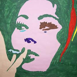 Stormm Bradshaw - Sophia Loren Smoking