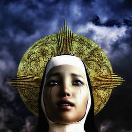 Ramon Martinez - Sor Teresa Praying