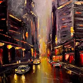 Sounds of the city by Politov Valeryi