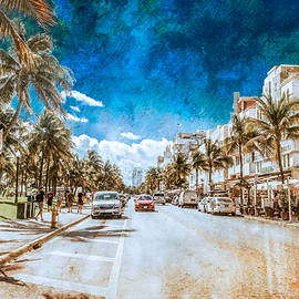 South Beach Road by Melinda Ledsome