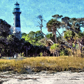 John Trommer - South Carolina Lighthouse