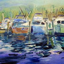 Max Bowermeister - South Harbor Dawn