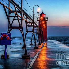 Nick Zelinsky - South Haven Pier Light