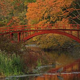 South Natick Sargent Footbridge