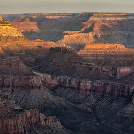 South Rim Sunrise - Grand Canyon National Park - Arizona by Brian Harig