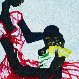 Gloria Ssali - South Sudan War Child
