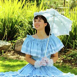 Cynthia Guinn - Southern Belle Portrait