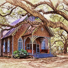 Southern Country Charm by Marcia Colelli