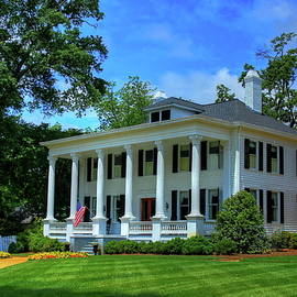Reid Callaway - Southern Glory Antebellum Home Madison Georgia