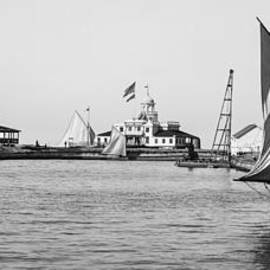 Southern Yacht Club New Orleans ca 1900 - Jon Neidert