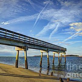 Reid Callaway - Southside Tybee Island Sunrise