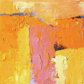 Southwestern Abstract Landscape by Nancy Merkle