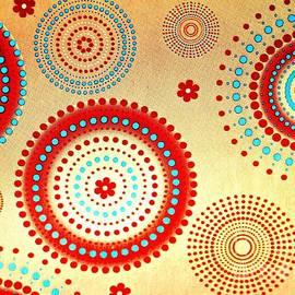 Diann Fisher - Southwestern Swirls