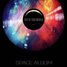 Space Album 3066 Out Of This World by Christina VanGinkel