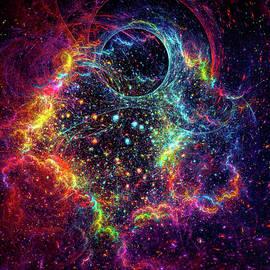 Marfffa Art - Space noise