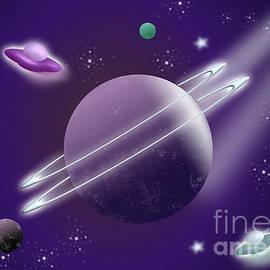 Beverley Brown - Space Travel