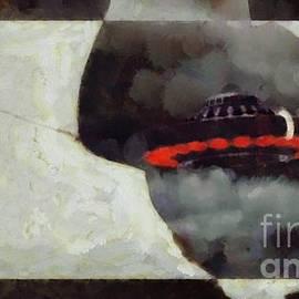 Spaceship in Time by Sarah Kirk - Sarah Kirk