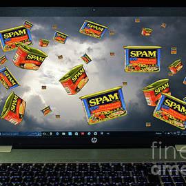 Spam Wars by Bob Christopher
