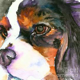 Spaniel by Christy Freeman Stark