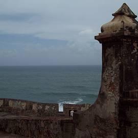 Spanish Fort in San Juan by Traci Hallstrom