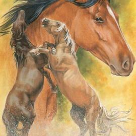 Barbara Keith - Spanish Mustang