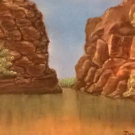 Junko Schettino - Spectacular Nature in Alice Springs