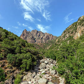 Spelunca Gorge - Corsica - Joana Kruse