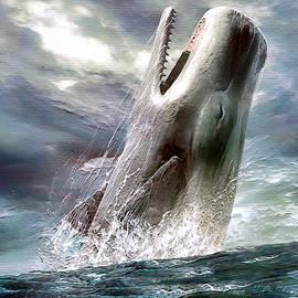 Sperm Whale by Pennie McCracken