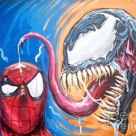 Tyler Haddox - Spider-Man and Venom