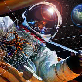 Spiders In Space - The Experiment by James Temple