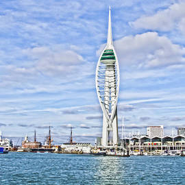 Terri Waters - Spinnaker Tower Portsmouth