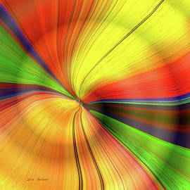 Spinning #3 by Iris Gelbart