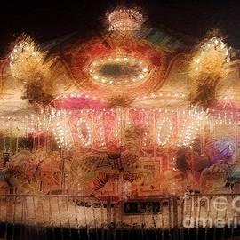 Spinning At the Speed of Light by Jenny Revitz Soper