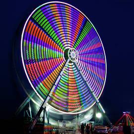 Suzanne Stout - Spinning Ferris Wheel