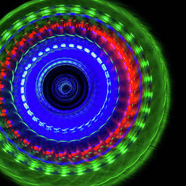Spinning Light by Linda Howes