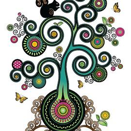 Serena King - Spiral Tree